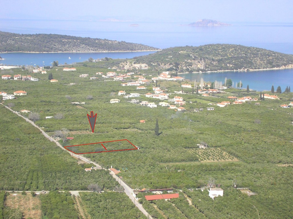 Land for sale in Epidavros