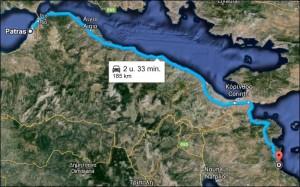 Reis Patra Epidavros