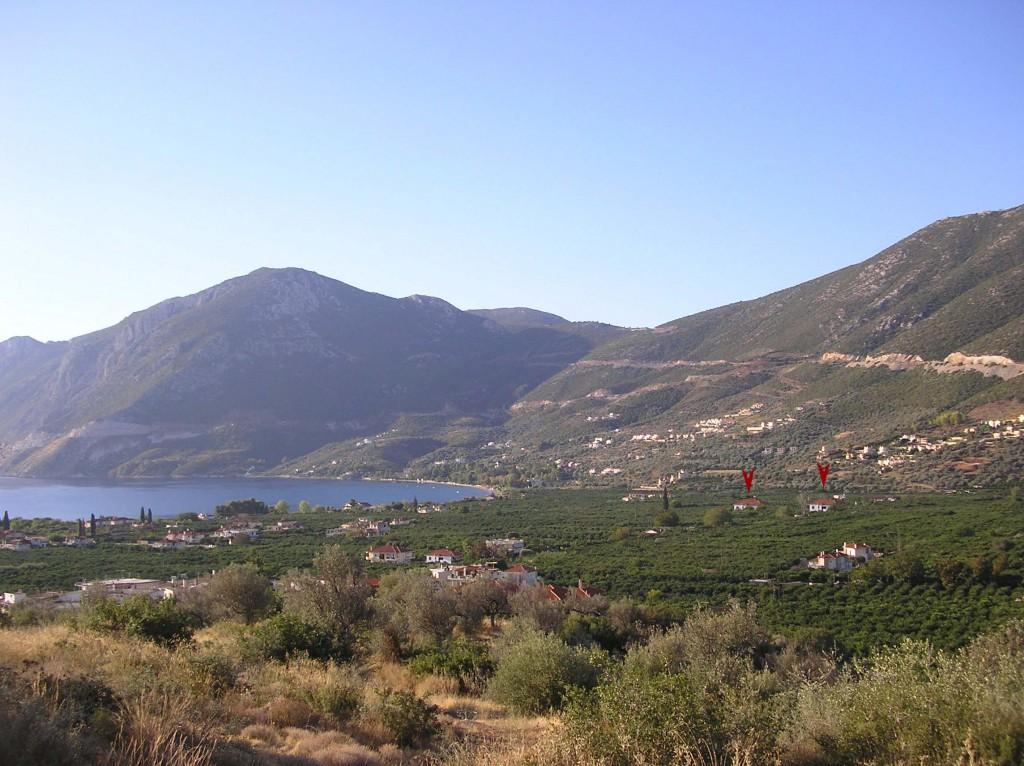 Buildinglot for sale in Epidavros