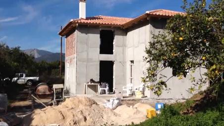 Building in Epidavros